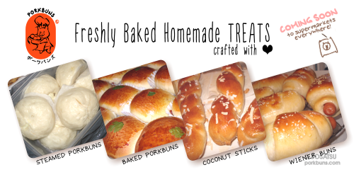 Porkbuns™ Coming Soon To A Grocery Aisle Near You?