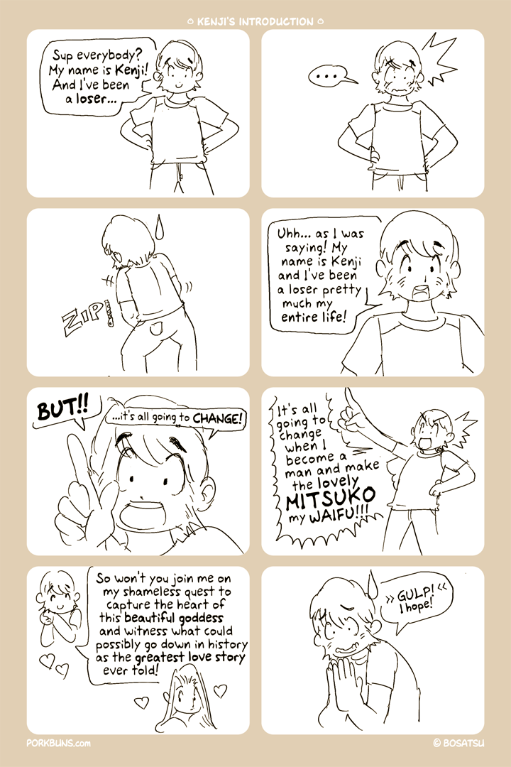 Kenji's Introduction